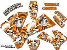 FITS KTM EXC 1998 1999 2000 125 200 250 300 380 400 GRAPHICS KIT DECO DECALS
