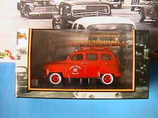 RENAULT COLORALE POMPIER 4X4 1952 NOSTALGIE NO048 1/43