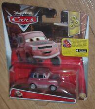 Disney Cars Justin Partson diecast Mattel DLY97 W1938 1:55