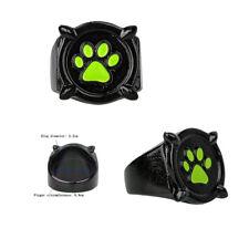 Noir Black Ring Miraculous Ladybug Cat Zinc Alloy Cosplay Accessory Props xcoser