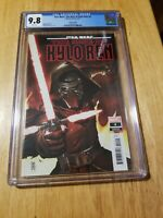 Star Wars The Rise of Kylo Ren #4 1:25 CGC 9.8 Clayton Crain Cover