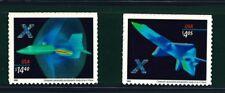 US Scott # 4018 & 4019 / 2006 X-Planes Set Mint Singles MNH