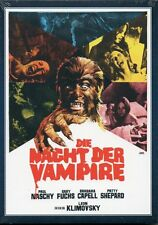 Werewolf Versus the Vampire Woman Subkultur Blu Ray & DVD 1971 Paul Naschy uncut