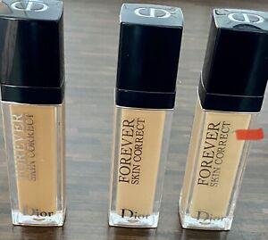DIOR Forever Skin Correct Concealer in 2WO,3W und 4W