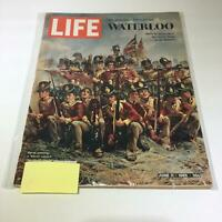 VTG Life Magazine June 11 1965 - The Great Battle 150 Years Ago At Waterloo