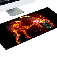 800x300mm Large Mousepad Non-Slip Gaming Mouse Pad Desk Keyboard Mat Rubber Bass