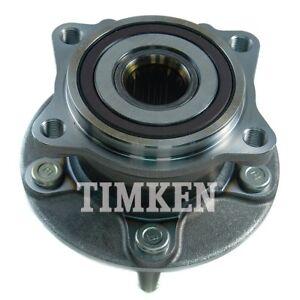 Wheel Bearing and Hub Assembly Rear Timken HA590275