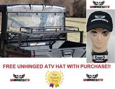 SEIZMIK-  Polaris Ranger Cargo Box Dump Bed Rack With Free Unhinged ATV Gift!!