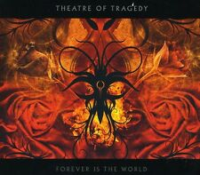 Theatre of Tragedy - Forever Is the World [New CD] Digipack Packaging