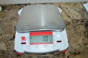 Ohaus NV5101 Navigator Portable Digital Scale 5100 g x 0.5 g