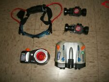 SPY GUY Toy Lot Camera, Glasses, Binoculars, scopes Childrens toys plastic