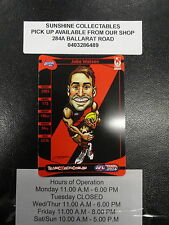 2014 AFL TEAMCOACH MAGIC WILD CARD MW-05 JOBE WATSON ESSENDON