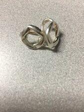 Estate Sterling Silver Taxco Earrings