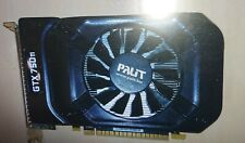 Palit GeForce GTX 750TI 4GB Graphics Card