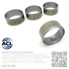 ACL CAMSHAFT BEARINGS STD SIZE 6 CYL RED MOTOR [HOLDEN LC-LJ-LH-LX-UC TORANA]