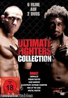 DVD - Ultimate Fighters Collection - 6 Film 2 DVD - Nuovo/Originale