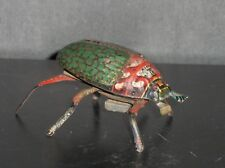 1900 Germany Lehmann #431 The Crawling Beetle Tin Wind Up Toy, Works, No Reserve