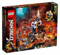 LEGO Ninjago: Skull Sorcerer's Dungeons (71722) Building Kit 1171 Pcs