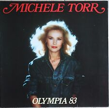 MICHELE TORR OLYMPIA 83  33T LP
