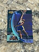 1998-99 Upper Deck UD Ionix Reciprocal Shaquille O'Neal #R32 LA Lakers /750