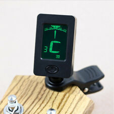 Tuner Chromatic Clip On Guitar Tuner Suit for Bass Violin Ukulele Mandolin Banjo