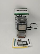 Cuisinart Grind Central Coffee Grinder 18 Cup Capacity Dcg-12bc