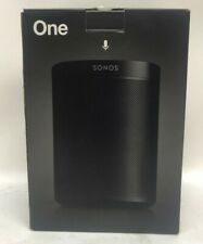 Sonos One (Gen 2) Smart Speaker with Alexa - Black