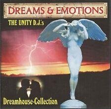 Dreams & Emotions (Dreamhouse, 1996) Steve McLaren, Liza D., Rob de Blank.. [CD]