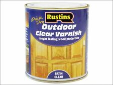 Rustins - Exterior Varnish Satin 500ml
