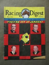 Racing Digest Magazine May-June 1948