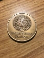 U.S. Pavilion Expo 67 Token American Express Exchequer Club