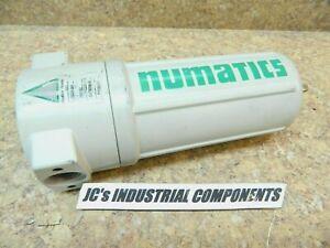 """Numatics  Delta Series coalescing filter  F901H-04A   1/2""""  npt  250 psi"""