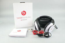 Beats by Dr. Dre Monster Edition White/Red/Grey