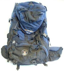 Vango Denali 70+10 Blue Rucksack Backpack - Used - Camping Hiking Outdoors