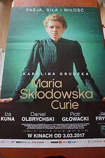 "Maria Skłodowska Curie - Movie Poster - Polish Release 27"" x 38"""