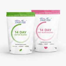 Thin Tea Detox 30 Days Pack - Slimming Weight Loss