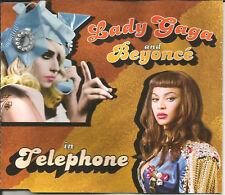 LADY GAGA w/ BEYONCE Telephone 2TRX w./ RARE REMIX CD Single SEALED USA seller