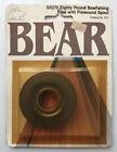 NOS Vintage Fred Bear Archery 80# Bowfishing Line & Spool Recurve & Trad Bow