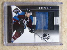11-12 Panini Limited Jumbo Jersey Prime 2 CLR #25 PAUL STASTNY /50