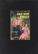 ONE WAY STREET.GGA!PYRAMID#65.NICE COPY.