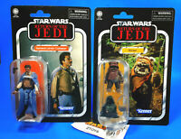 Star Wars Vintage Collection Return Of Jedi💥WICKET & LANDO💥LOT /2✅FAST SHIP!