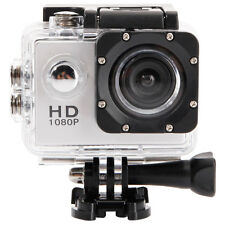"2.0"" HD 1080P Sports Waterproof Action Camera Camcorder for SJ4000 Silver"