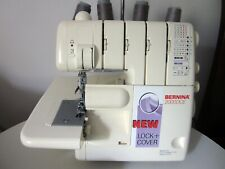 New ListingBernina 2000Dce Serger Sewing Machine with Foot Controller & Accessories