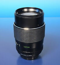 Auto Revuenon 135mm/2.8 Objektiv lens objectif für M42 - (40272)