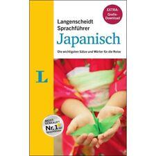 NEU: Langenscheidt Sprachführer JAPANISCH lernen mit Reise-Wörterbuch