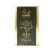 Ariston Ultra Premium Natives Olivenöl Extra Kaltgepresst direkt aus Kreta - 1L