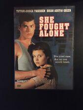 SHE FOUGHT ALONE DVD TIFFANI-AMBER THIESSEN BRIAN AUSTIN GREEN
