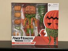 "Power Rangers Lightning Collection Mighty Morphin 6"" PUMPKIN RAPPER Deluxe NIB"