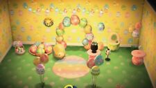 Bunny Day Recipes - New Horizons - 40 DIY + Eggs / Crafting Items - Easter Diys
