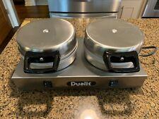 Very Nice Dualit Contact Toaster / Panini Appliance